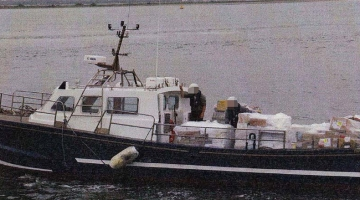 Workboat 1989 GRP 11,6 m
