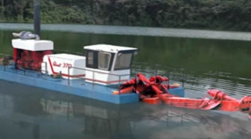 Cutter Suction Dredger 1992