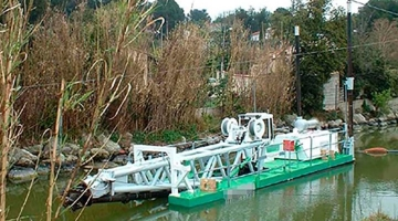 Small Cutter Suction Dredger-1992